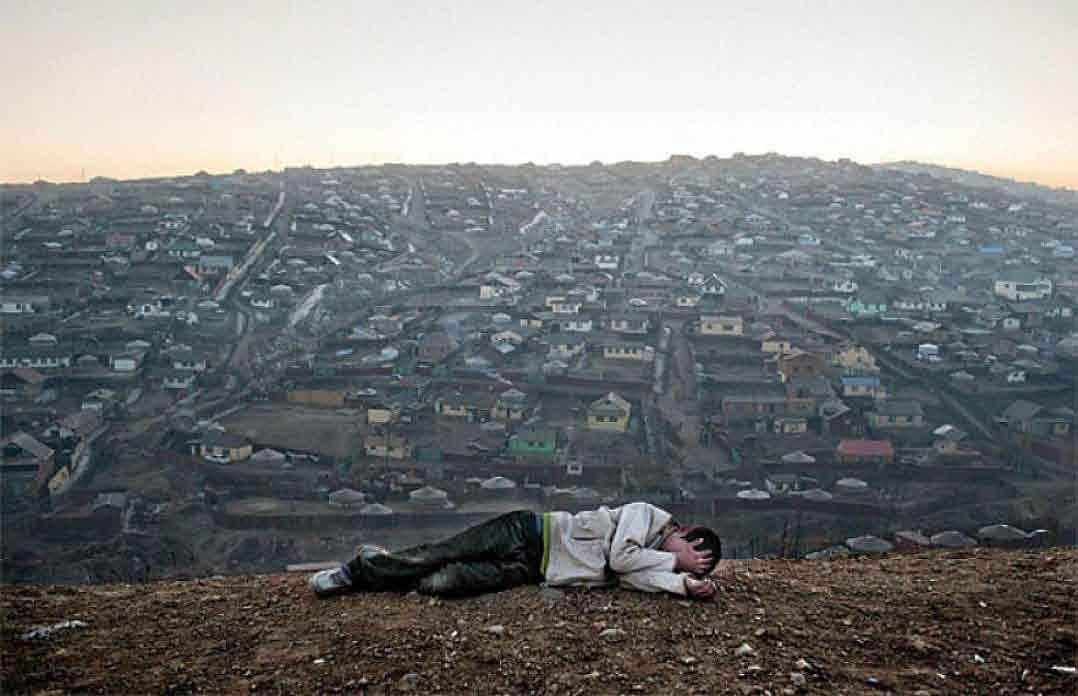 Ядуурлын эдийн засгийн бодит жишээ нь бид юм