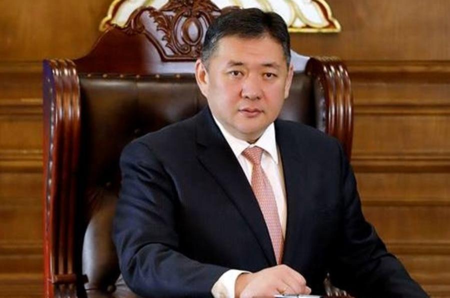 Монгол улсын Их Хурлын дарга М.Энхболдын БНСВУ-д хийсэн албан ёсны айлчлал өндөрлөлөө